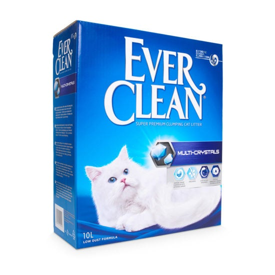 Ever-Clean-Super-Premium-Clumping-Cat-Litter-Multi-Crystals-10L-Product-Image-900x900px