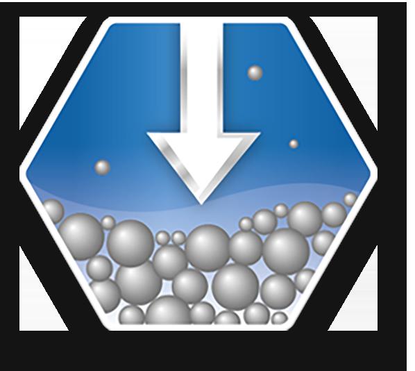 Ridotta dispersione di polveri
